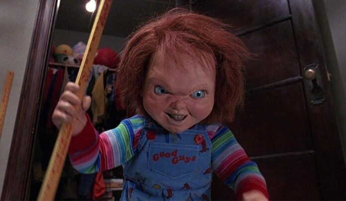 Chucky em Brinquedo Assassino