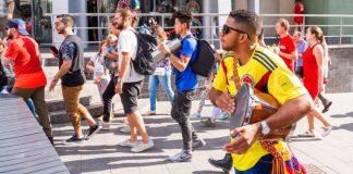 Música na Copa do Mundo