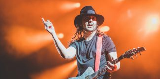 Daron Malakian (System of a Down) no Rock Im Park 2017