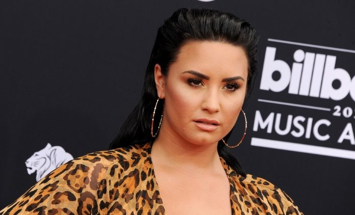 Demi Lovato no Billboard Music Awards 2018