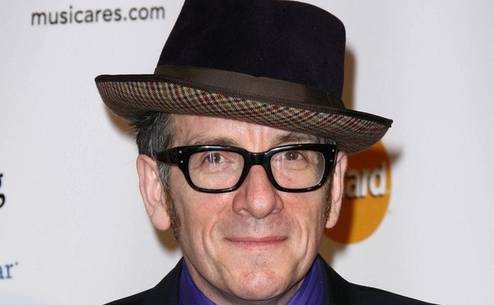 Elvis Costello no MusiCares 2011