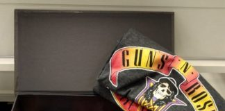 Kit do Guns N Roses