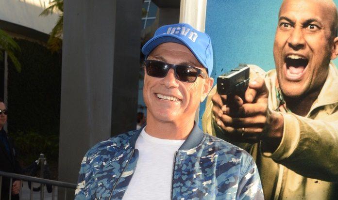 Jean-Claude Van Damme em 2016