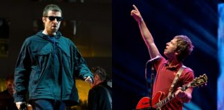 Liam Gallagher e Noel Gallagher