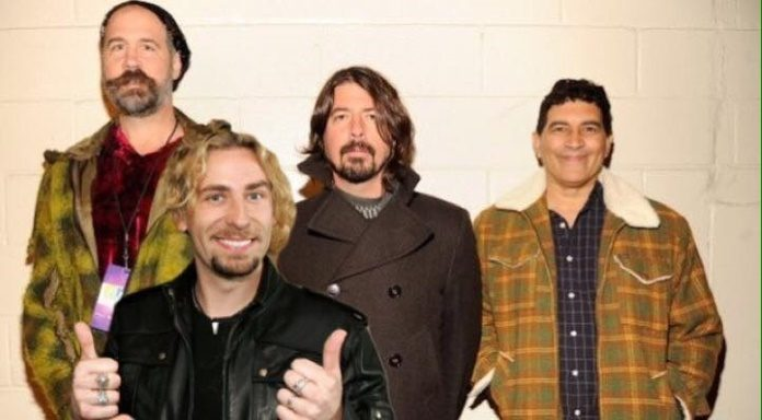 Nirvana e Nickelback