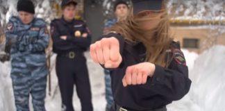 "Clipe de ""Track About Good Cop"", do Pussy Riot"