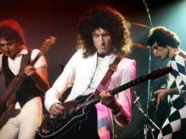 Queen em 1977