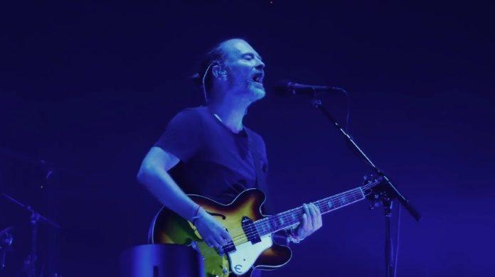Radiohead em Chicago (06 de Julho, 2018)