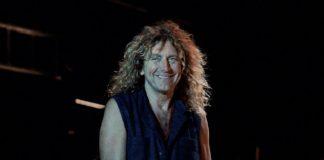 Robert Plant em 1995