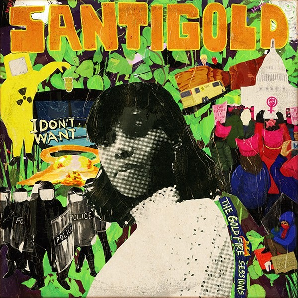 Santigold - I Don't Want: The Gold Fire Sessions