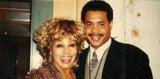 Tina Turner e seu filho Craig