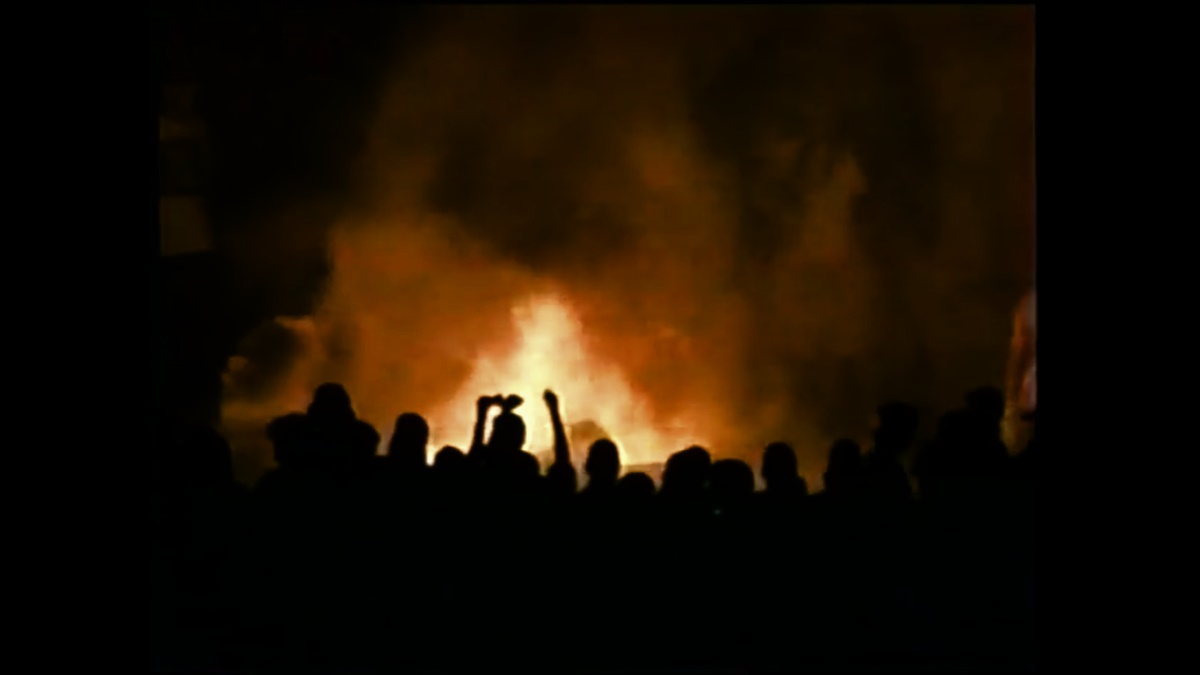 O Woodstock de 1999 foi um festival marcado pelos piores motivos