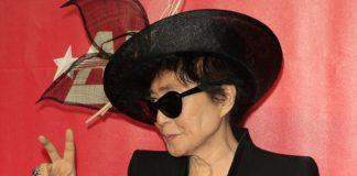 Yoko Ono em 2014