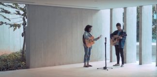 Augusta no Brasília Sessions