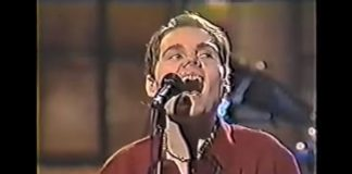 Billy Corgan (Smashing Pumpkins) no SNL em 1993