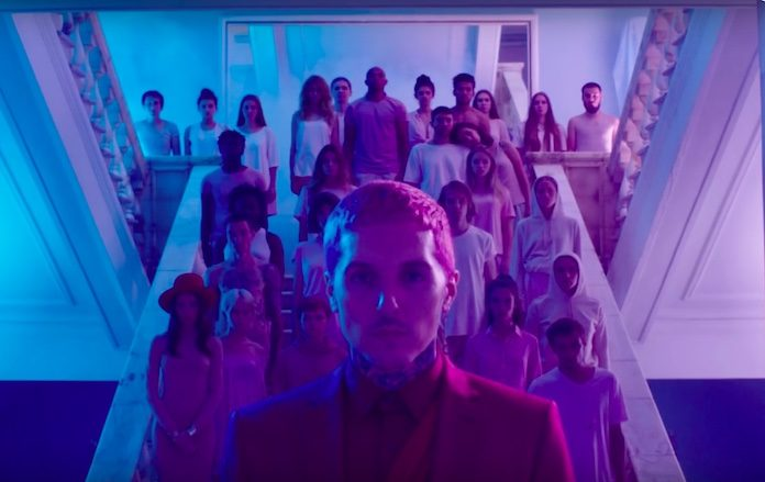 Bring Me The Horizon - mantra clipe