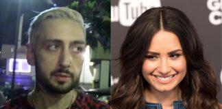 Demi Lovato e traficante burro do caraio
