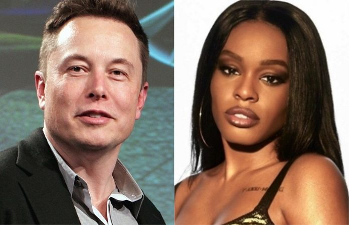 Elon Musk e Azealia Banks