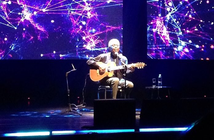 Gilberto Gil no Conexidade