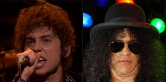 Greta Van Fleet e Slash