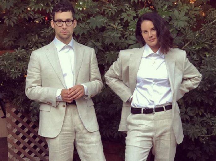Lana del Rey e Jack Antonoff