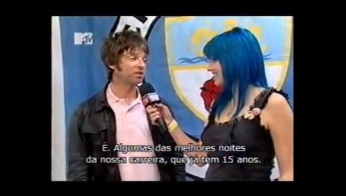 Marimoon e Noel Gallagher, do Oasis