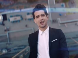 Panic! At The Disco (Brendon Urie) - High Hopes