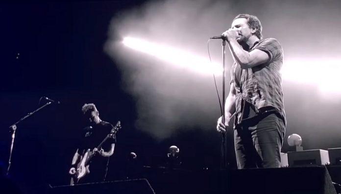 Pearl Jam em Seattle