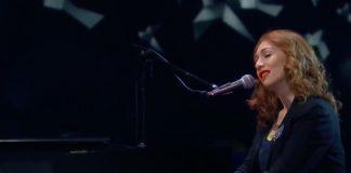 Regina Spektor toca Samson pela primeira vez na TV