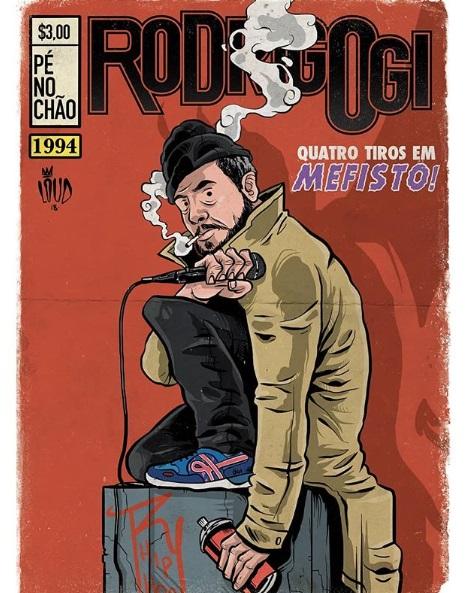 Rodrigo Ogi quadrinhos