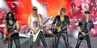 Scorpions ao vivo em 2015