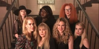 Stevie Nicks e as bruxas de American Horror Story