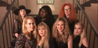 Stevie Nicks e as bruxas de American Horror Story
