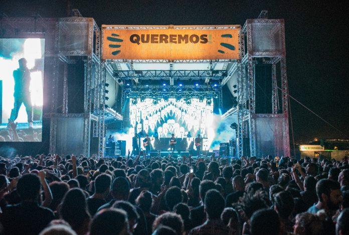 BaianaSystem no Festival Queremos!