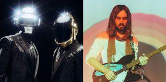 Kevin Parker revela que quer colaborar com Daft Punk