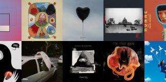 Lançamentos de discos em Agosto