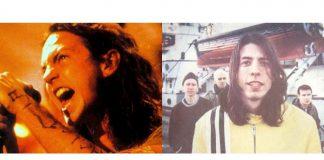 Eddie Vedder e Foo Fighters