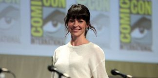 Evangeline Lily na Comic-Con 2014