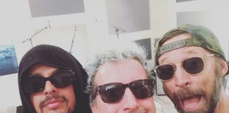 Green Day toca Insomniac em ensaio