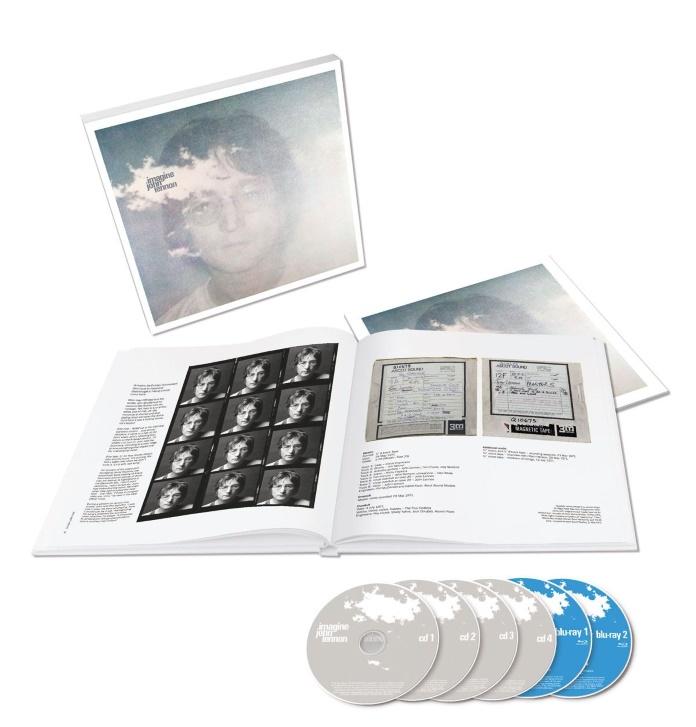 Caixa de Imagine, de John Lennon