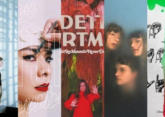 Lançamentos de discos, Agosto 2018