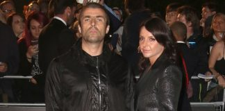 Liam Gallagher e Debbie Gwyther