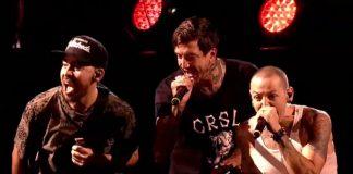 Linkin Park com Austin Carlile