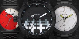 Relógios do Metallica