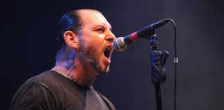 Mike Ness, do Social Distortion, em 2009