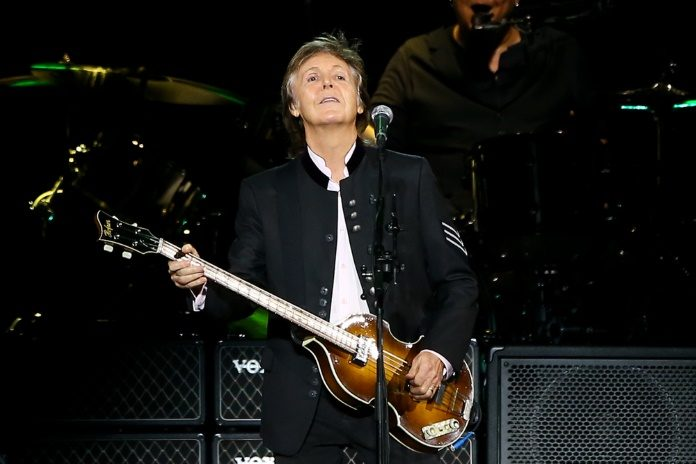 Paul McCartney em 2017