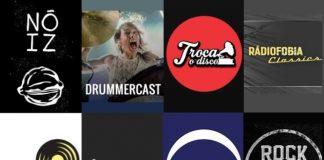 Podcasts musicais