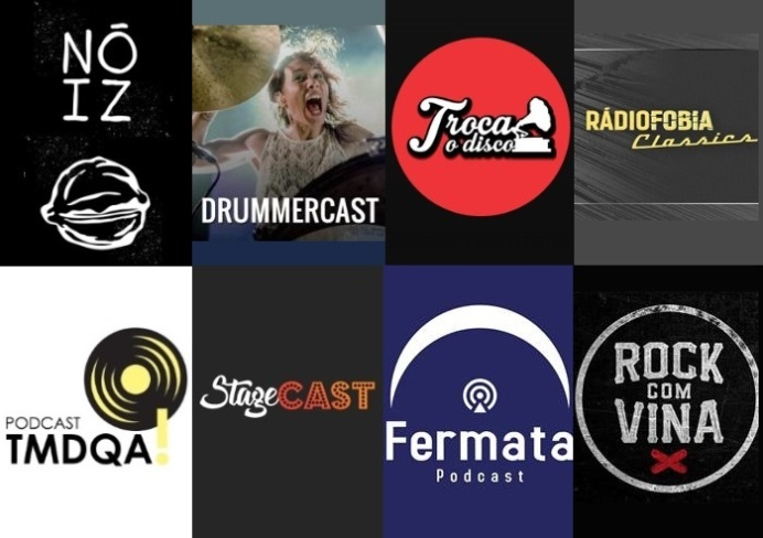 Podcasts musicais