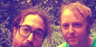 Sean Lennon e James McCartney