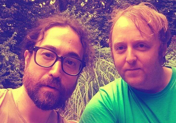 Sean Lennon e James McCartney